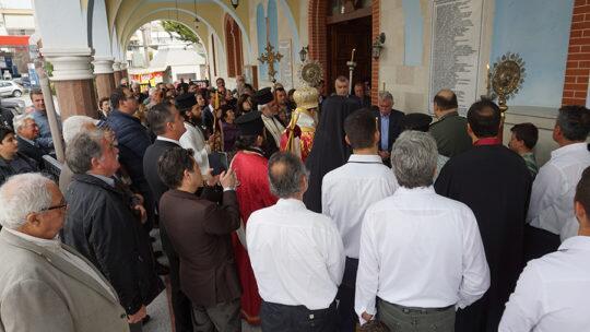 «Οι Μεσαρίτες Μακεδονομάχοι, κρατούν υψηλά τη σημαία του Μακεδονικού αγώνα»