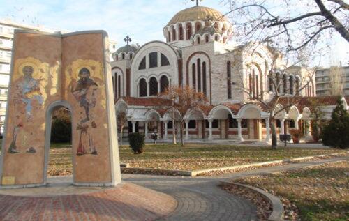 Κυριακή Δ΄ Νηστειών-Ζωντανά η Αρχιερατική Θ. Λειτουργία και Μνημόσυνο αρχιμανδρίτου Κυπριανού Γλαρούδη