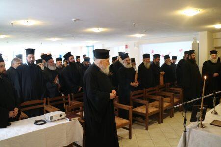 Γενική Ιερατική Σύναξη Ιερέων Νάξου, Πάρου και Αντιπάρου