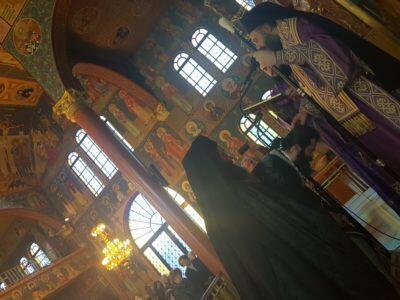 Τρίκαλα: Χειροθεσία Πνευματικού στον Ι. Ναό Αγίου Κοσμά του Αιτωλού
