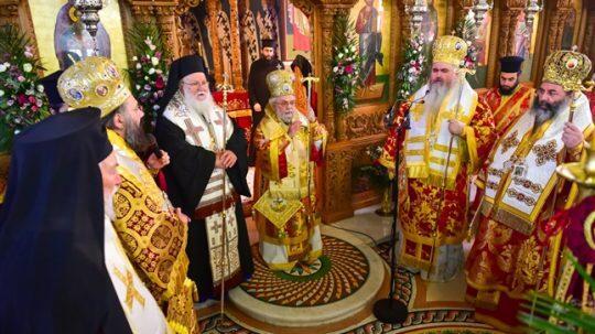 Καλαμαριάς Ιουστίνος: Κανένα χάρισμα μέσα στην Εκκλησία δεν εξαφανίζεται