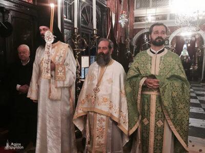 Κέρκυρα: Η Εορτή της Εγέρσεως του Λαζάρου στον Ναό του Αγίου Νικολάου των Γερόντων