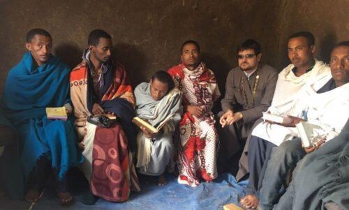 Στην Αιθιοπία αντιπροσωπεία της Ορθοδόξου Εκκλησίας της Ρωσίας