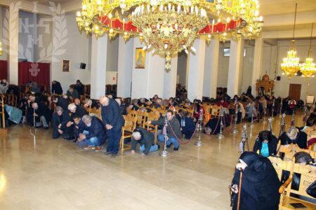 Χιλιάδες πιστοί υποδέχθηκαν την Ιερά Εικόνα της Παναγίας της Πορταϊτισσας