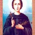 22 Μαρτίου: Άγιος Ευθύμιος ο Πελοποννήσιος