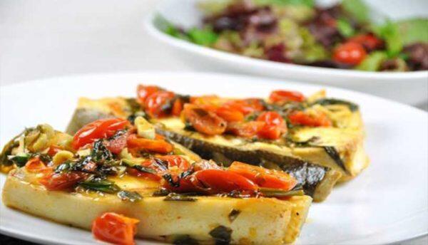 Κυριακή των Βαΐων: Εύκολες συνταγές με Ψάρι