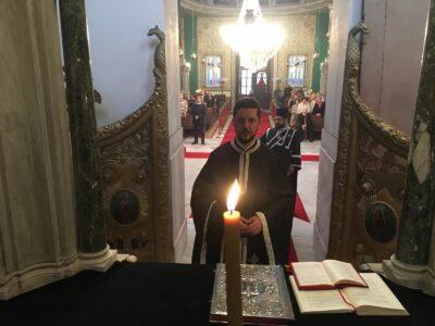Κατανυκτικός Εσπερινός στον Ι.Ν Παναγίας Ελπίδος Κοντοσκαλίου