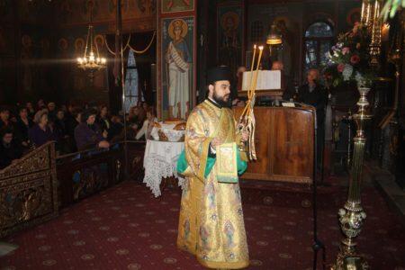 Εορτή του Ευαγγελισμού της Θεοτόκου στη Μητρόπολη Θεσσαλιώτιδος