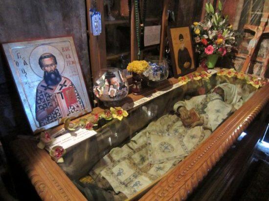 Γέροντας Βησσαρίων: Αγιοκατάταξη θα αποφασίσει η Σύνοδος-Το άφθαρτο σκήνωμά του