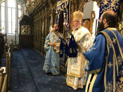 Η εορτή του Ευαγγελισμού και της Εθνικής Παλιγγενεσίας στην ημικατεχόμενη Λευκωσία