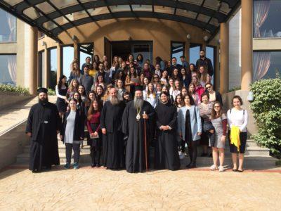 Πενήντα στελέχη των εκκλησιαστικών Κατασκηνώσεων Δημητριάδος υποδέχθηκε ο Κίτρους Γεώργιος