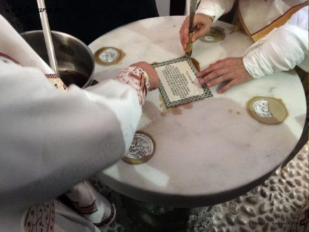 Να κρατάμε τις παραδόσεις κύριοι της Μητρόπολης Ρόδου