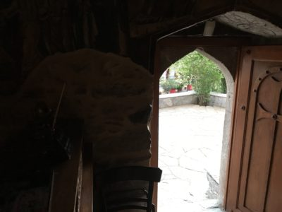 Η Ακολουθία του Νυμφίου στην ιστορική Μονή όπου έζησε ο Άγιος Πορφύριος