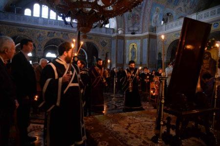 Πάτρα: Πλήθος πιστών στην Ακολουθία του Νυμφίου στους Ναούς της Μητροπόλεως