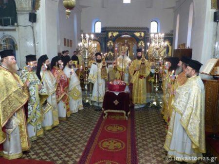 Εορτή Σύναξης της Παναγίας στο Άργος Ορεστικό