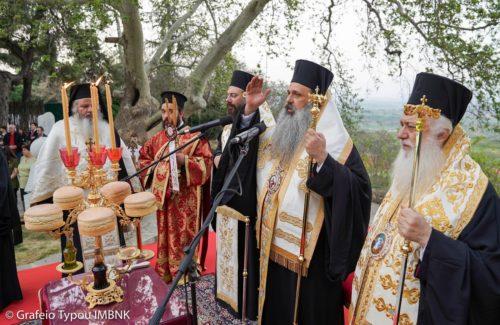 Βεροίας Παντελεήμων: Η Μακεδονία είναι και θα παραμείνει ελληνική