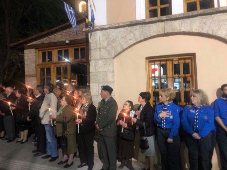 Κοζάνη: Χιλιάδες πιστοί στη λιτάνευση της Παναγίας της Ζιδανιώτισσας