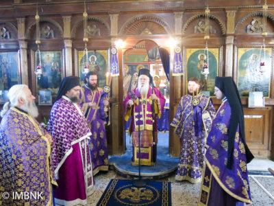 Προηγιασμένη Θεία Λειτουργία και το έθιμο με τις «Λαζαρίνες» σήμερα στο Δάσκιο