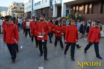 Πλήθος πιστών στην Καλαμάτα για την Παναγία τη Βουλκανιώτισσα