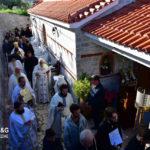 Στο Ιερό προσκύνημα του Αγίου Ιγνατίου του θεοφόρου ο Αργολίδος Νεκτάριος