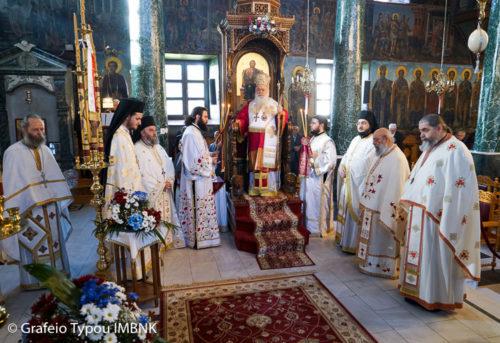 Η εορτή των Αγίων Πέντε Ιερομαρτύρων στη Νάουσα