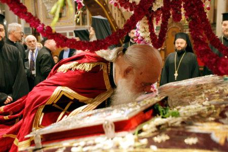 Αρχιεπίσκοπος: Εχθροί του Χριστού υπήρχαν και τότε, υπάρχουν και σήμερα