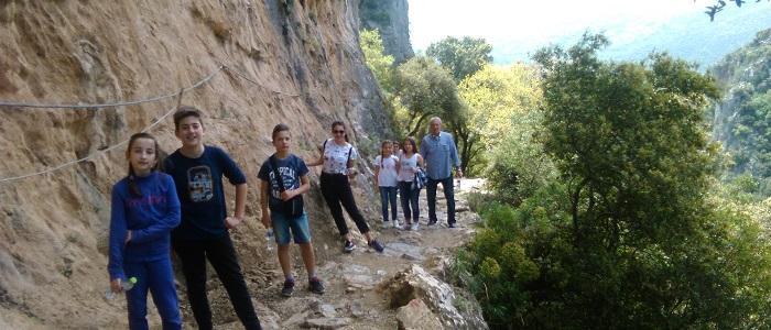 Προσκυνηματική Εκδρομή της Ενορίας Εισοδίων της Θεοτόκου Σταυρού στην Ιστορική Πελοπόννησο