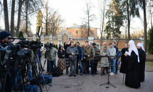 Μόσχας Κύριλλος για Συρία: Αδυνατούμε να σιωπάμε οταν συμβαίνουν αυτά