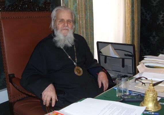 Εκοιμήθη ο Μητροπολίτης Κορνήλιος του Πατριαρχείου Μόσχας