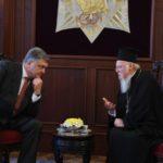 Στο Φανάρι σήμερα ουκρανική αντιπροσωπεία για την αυτοκεφαλία