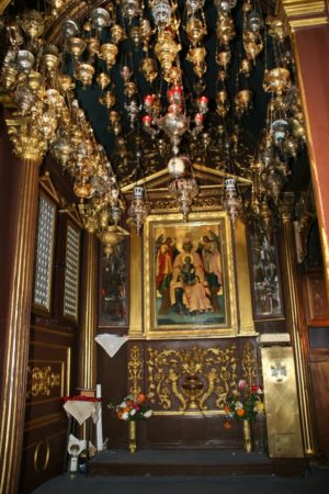Την Κυριακή των Μυροφόρων η Προχείριση και Ενθρόνιση Καθηγουμένου Μονής Υπεραγίας Θεοτόκου Φανερωμένης Λευκάδος