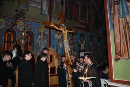 Η Ακολουθία των Παθών στην Ιερά Μητρόπολη Μαρωνείας