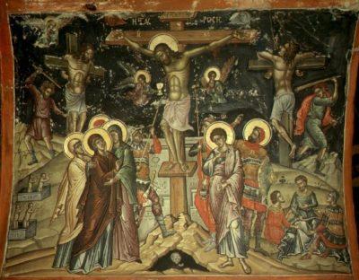 Ζωντανή μετάδοση-Μεγάλη Παρασκευή στον Άγιο Δημήτριο Θεσσαλονίκης