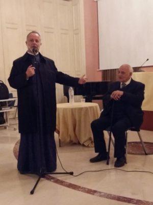 Ερμούπολη: Πλήθος πιστών στην εκδήλωση για τον Άγιο Πορφύριο