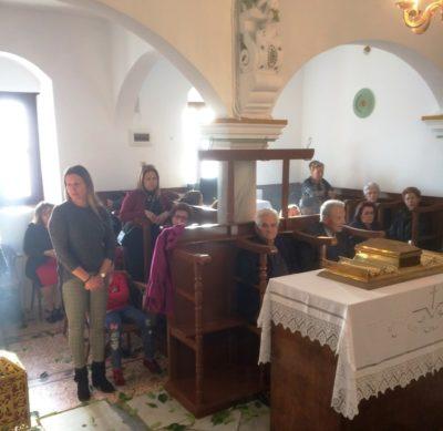 Αστυπάλαια: Με βυζαντινή μεγαλοπρέπεια γιορτάστηκε η μνήμη του Αγίου Ενδόξου Αποστόλου Θωμά