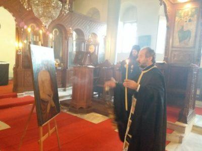 Η Ακολουθία του Νυμφίου στον Ιερό Ναό Αγίου Μηνά Υψωμαθείων