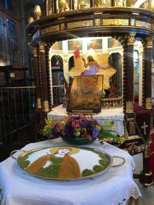 Αρχιερατική Θεία Λειτουργία στο Νιχώρι του Βοσπόρου