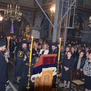 Η Ακολουθία του Νυμφίου στον Καθεδρικό Ναό των Μεγάρων