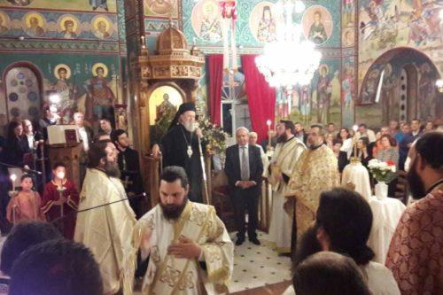 Χαλκίδα: Με λαμπρότητα τιμώνται οι τοπικοί Άγιοι της Εύβοιας και των Βορείων Σποράδων