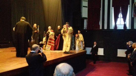 Στον Άγιο Γεώργιο Μουδανιών ο Οικουμενικός Πατριάρχης