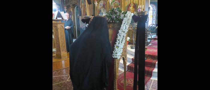 Λαμία: Ο Όρθρος της Μεγάλης Τετάρτης στον Ναό του Αγίου Δημητρίου