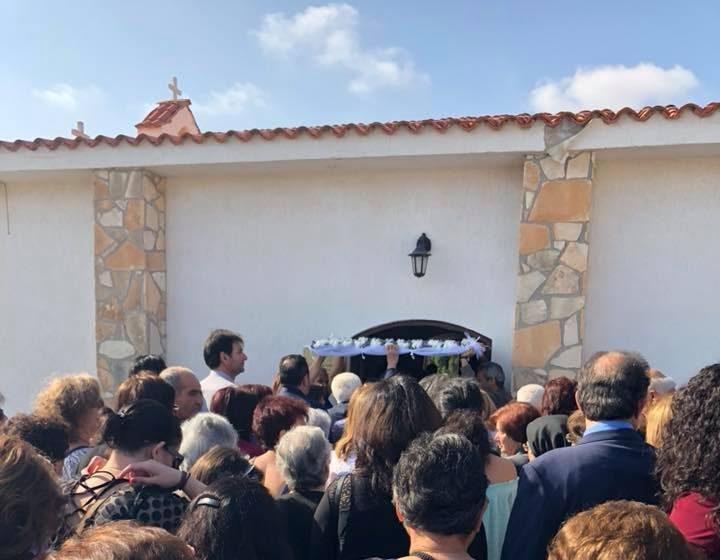 Παραλίμνι: Πανηγυρική Θεία Λειτουργία στο εξωκλήσι του Αποστόλου Θωμά