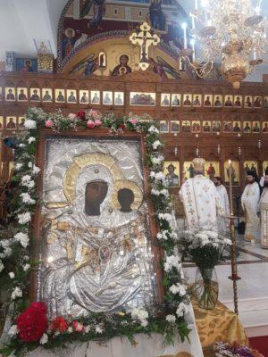 Στον Αρχιεπίσκοπο Κύπρου ο Πρωτοσύγκελλος της Ι.Μ. Νέας Ιωνίας και Φιλαδελφείας