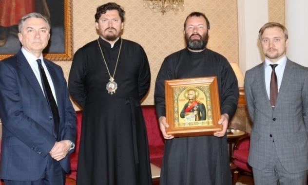 Ο Επίσκοπος Χερσώνος Νέστωρ στην ετήσια συνεδρία της Συνελεύσεως των Ορθοδόξων Επισκόπων Ισπανίας και Πορτογαλίας