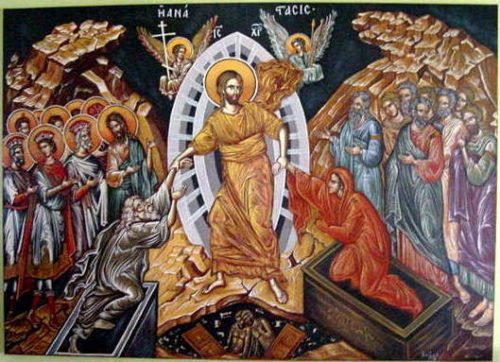 Σαράντα μέρες-Οι εμφανίσεις του Ιησού Χριστού μετά την Ανάσταση