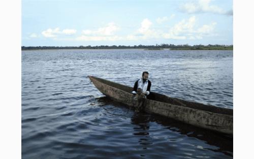 Βαπτίσεις Ορθοδόξων στον ποταμό Oubangui από τον Μητροπολίτη Μπραζαβίλ