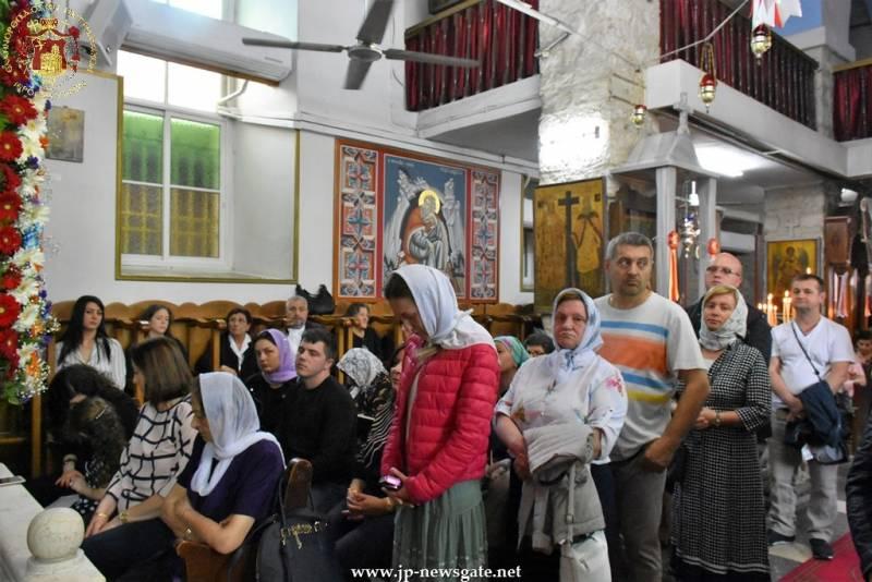 Ιεροσόλυμα: Κυριακή των Μυροφόρων στην αρχαία Αριμαθαία