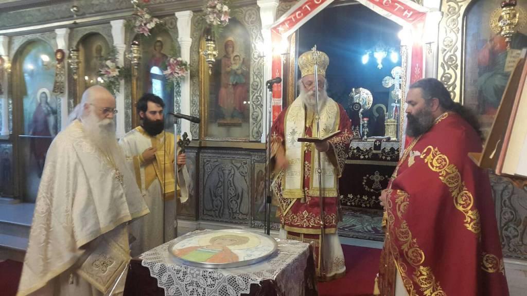 Γρεβενά: Το Βαρόσι γιόρτασε τον Μεγαλομάρτυρα Άγιο Γεώργιο