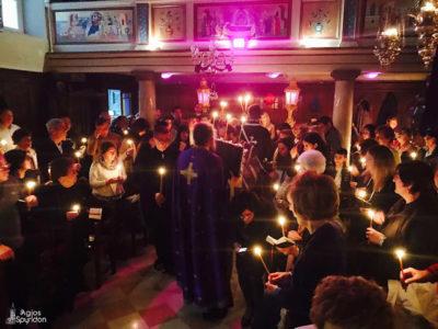 Κερκύρας Νεκτάριος : Η αμαρτία ισοδυναμεί με προδοσία κατά του Θεού