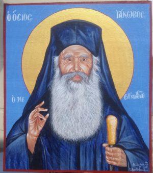 Νεόφυτος: Ο δίκαιος Λάζαρος και το Χριστὸς Ανέστη του οσίου Ιακώβου του εν Ευβοία